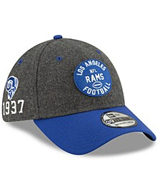 Los Angeles Rams On-Field Sideline Home 39THIRTY Cap