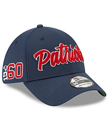New Era New England Patriots On-Field Sideline Home 39THIRTY Cap