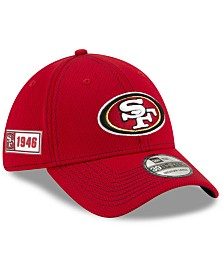New Era San Francisco 49ers On-Field Sideline Road 39THIRTY Cap