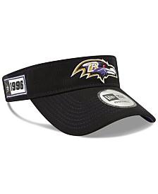 New Era Baltimore Ravens 2019 On-Field Sideline Visor