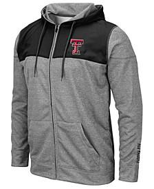 Men's Texas Tech Red Raiders Nelson Full-Zip Hooded Sweatshirt