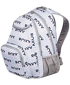 Shadow Swell Printed Backpack