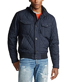 Men's Matte Commuter Jacket