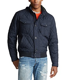 Polo Ralph Lauren Men's Matte Commuter Jacket