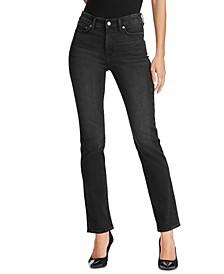Premier Straight-Leg Curvy Jeans