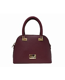 Bebe Bella Dome Satchel