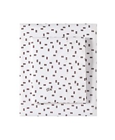 Lacoste Raster T/XL Sheet Set