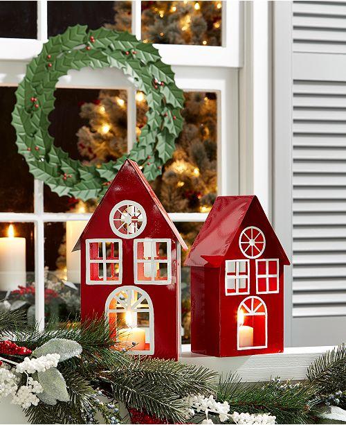 Martha Stewart Collection Farm House Holidays, Created for Macy's