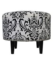 Sophia Traditions Round Ottoman