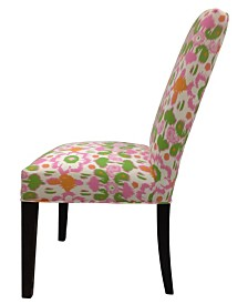 Sole Designs Daisy Upholstered Chair Set, Set of 2