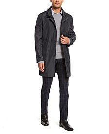 Men's Munson Slim-Fit Modern Raincoat