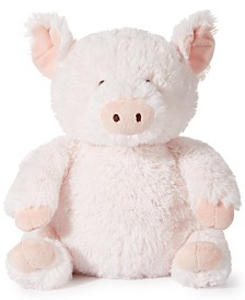 "First Impressions 8"" Pig Plush Toy, Created For Macy's"