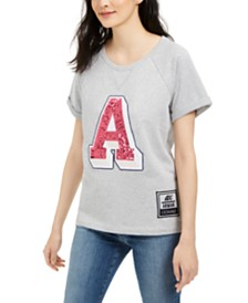 A|X Armani Exchange  Cotton French Terry T-Shirt