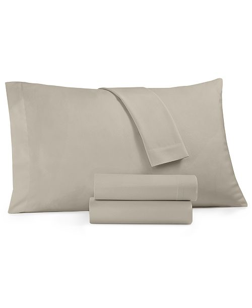 Sanders Embossed 4-Pc. California King Sheet Set