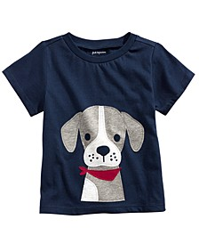 Toddler Boys Cotton Doggie T-Shirt, Created For Macy's