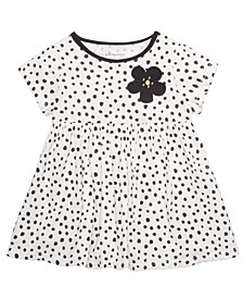 Toddler Girls Cotton Animal-Print Tunic, Created For Macy's