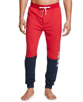 Colorblocked Jogger Pajama Pants