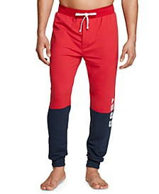 Colorblocked Jogger Pajama Pants