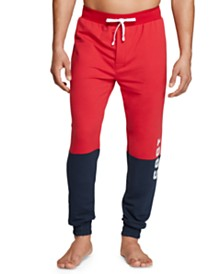 Th Modern Essentials Colorblocked Jogger Pajama Pants