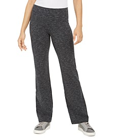 Flex Stretch Bootcut Yoga Pants, Created for Macy's