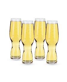 12.8 Oz Pilsner Glass Set of 4