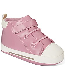 Baby Girls Star Sneakers, Created For Macy's