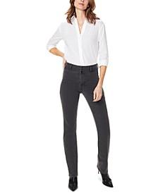 Marilyn Straight-Leg Jeans