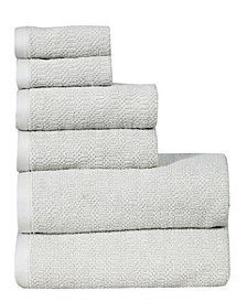 City Line Resort 6-Pc.Towel Set