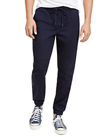 American Rag Men's Herringbone Jogger Pants, Created For Macy's