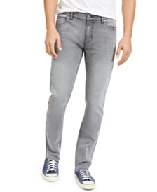American Rag Men's Iron Stretch Recycled Repreve Jeans, Created For Macy's