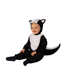 Toddler Girls and Boys Sweet Skunk Deluxe Costume