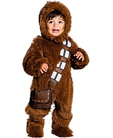 BuySeasons Star Wars Classic Chewbacca Deluxe Plush Infant-Toddler Costume