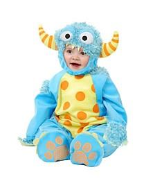 BuySeasons Mini Monster Infant-Toddler Costume