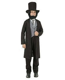 BuySeasons Boy's Abe Lincoln Child Costume
