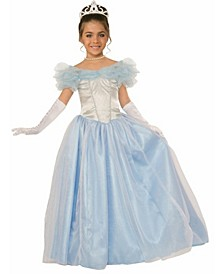 Big Girl's Happily Ever After Princess Child Costume