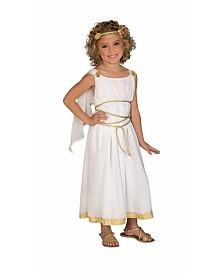 BuySeasons Girl's Grecian Goddess Child Costume