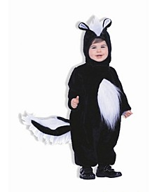 Toddler and Big Child Plush Skunk Costume