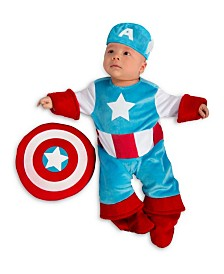 BuySeasons Marvel Captain America Infant Costume