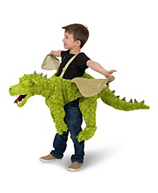 Big Boys and Girls Ride - In Dragon Costume