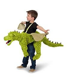 Child Ride - In Dragon Costume