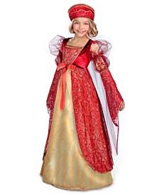Big Girl's Princess Anne Child Costume