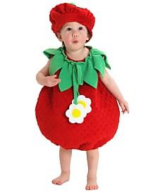 BuySeasons Child Bubble Strawberry Costume