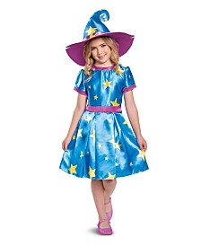 BuySeasons Super Monsters Katya Spelling Classic Toddler Costume