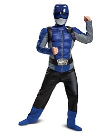 BuySeasons Boy's Ranger Beast Morpher Classic Muscle Child Costume