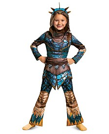 BuySeasons How To Train Your Dragon Astrid Classic Toddler Costume