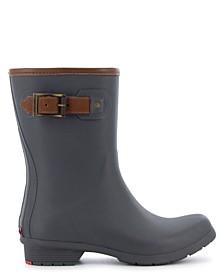 Women's City Solid Rain Boot