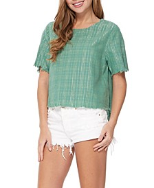 Tate Short Sleeve Top