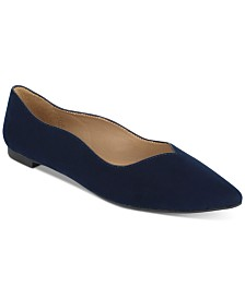 Esprit Pamela Scalloped Flats