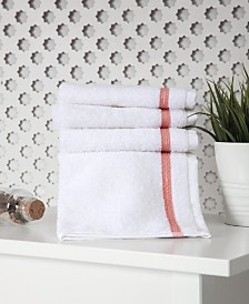 Ozan Premium Home Bedazzle Washcloth 4-Pc. Set