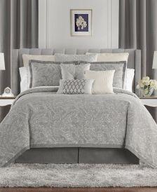 Aidan Reversible Queen 4 Piece Comforter Set